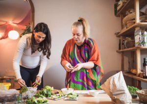 ממליצים על הטרנד החם - סדנאות אוכל בתל אביב